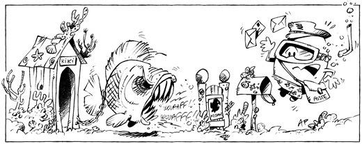 piranha aboiyant blog