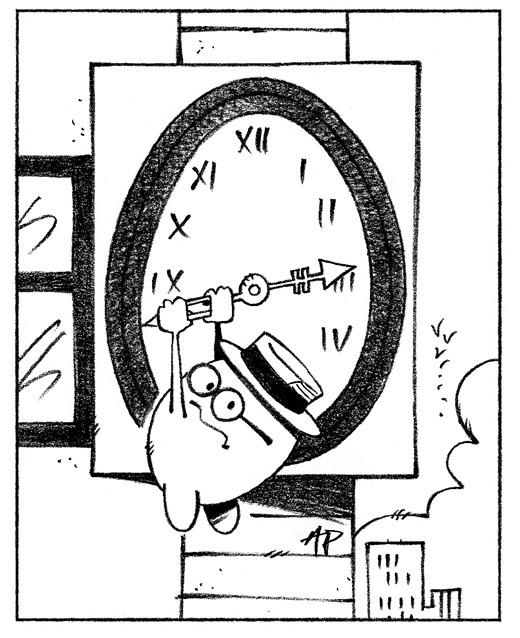 horloge parfaite japon blog