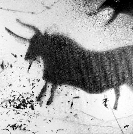 taureau peinture rupestre blog