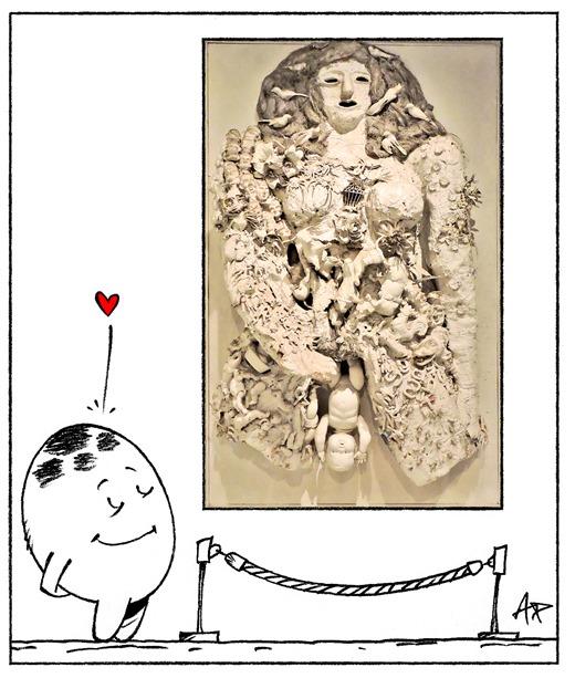 Niki de St Phalle blog