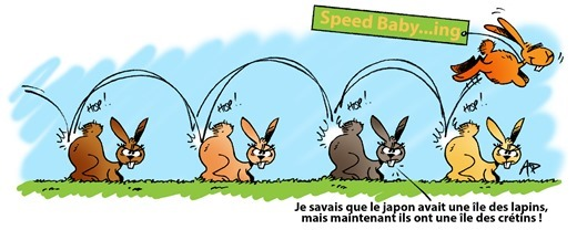 bébés au japon speed dating blog