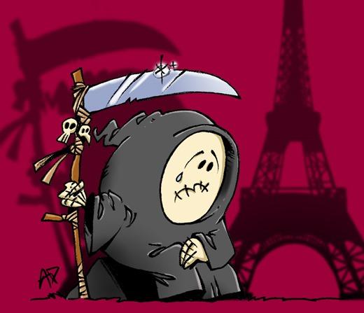 mort attentats Paris 13-11-2015