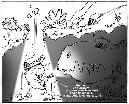 grotte géante Chine blog