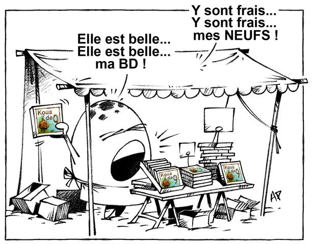 Angoul me festival de la bande dessin e kouadeneuf for Salon de la bd angouleme