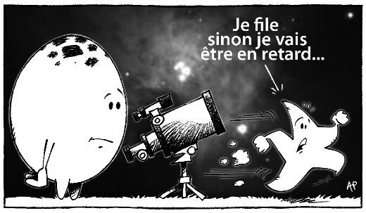 nuit des étoiles 2011 blog
